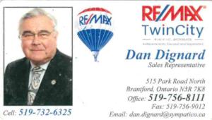 Dan Dignard - REMAX TwinCity