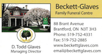Beckett-Glaves Family Funeral Centre