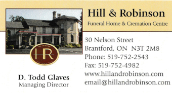 Hill & Robinson Funeral Home