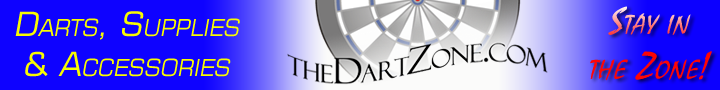 TheDartZone.com for all your dart needs.