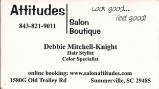 Attitudes - Salon Boutique