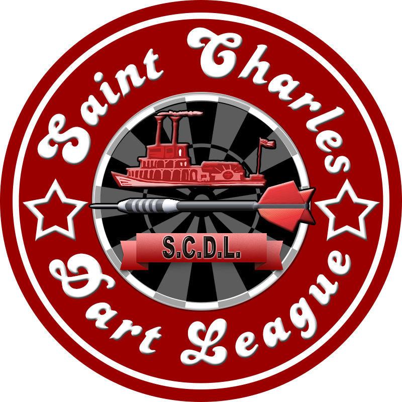 St. Charles Dart League logo